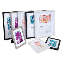 Snap by Nielsen Bainbridge Gallery Frame - 16'' x 20'', Black