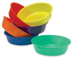 Colored Bowls, Set of 6
