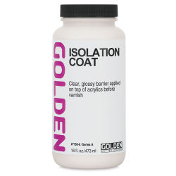 den Acrylic Medium - Isolation Coat, 16 oz