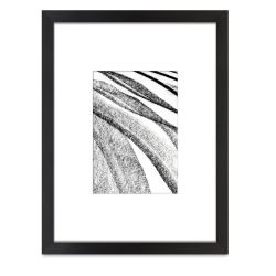 "Blick Emery Wood Gallery Frame - Black, 9"" x 12"""