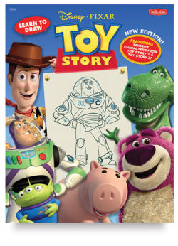 Learn to Draw Disney-Pixar: Toy Story