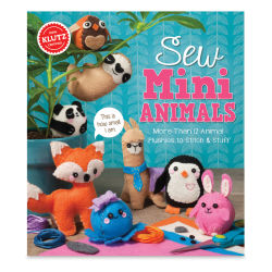 Klutz Sew Mini Animals
