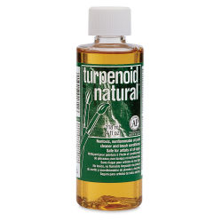 Weber Turpenoid Natural Plastic Bottle - 4 oz Plastic Bottle