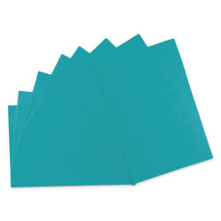 Blick Art Tissue - 12'' x 18'', Turquoise, 50 Sheets