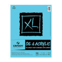 Canson XL Oil and Acrylic Pad - 11'' x 14'', 24 Sheets