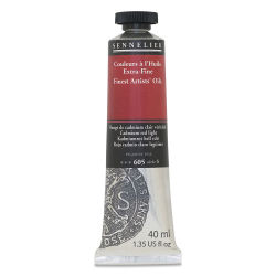 Sennelier Artists' Extra Fine Oil Paint - Cadmium Red Light, 40 ml tube