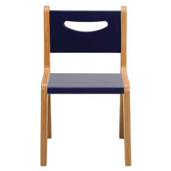 Whitney Brothers Plus Chair - Blue