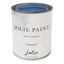 Jolie Matte Finish Paint - Santorini, Quart