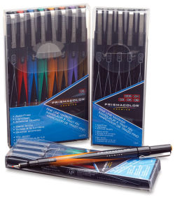 Prismacolor Premier Illustration Marker Sets