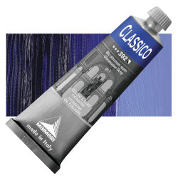 Maimeri Classico Oil Color - Ultramarine Deep, 60 ml tube
