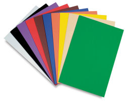 Wonder Foam in Assorted Colors, Pkg of 10 Sheets