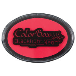 Colorbox Blacklight Neon Inkpad - Hot Pink