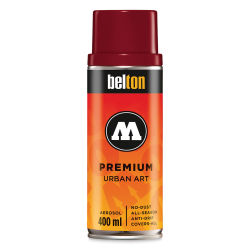 Molotow Belton Spray Paint - 400 ml Can, Burgundy