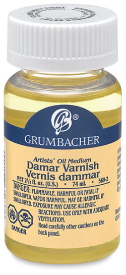 Damar Liquid Varnish