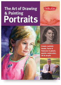 The Art of Drawing and Painting Portraits (Paperback)