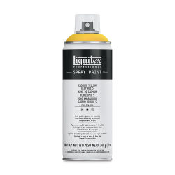 Liquitex Professional Spray Paint - Cadmium Yellow Deep Hue 5, 400 ml can