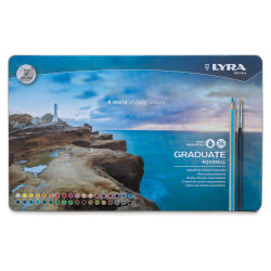 Lyra Graduate Aquarell Pencils - Set of 36