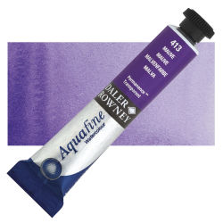 Daler-Rowney Aquafine Watercolors and Sets - Mauve, 8 ml, Tube
