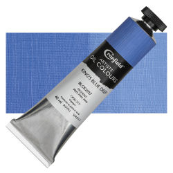 Cranfield Artists' Oils - King's Blue Deep, 40 ml, Tube
