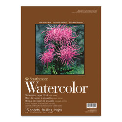 Strathmore 400 Series Watercolor Block - 11'' x 15'', 15 Sheets
