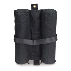 Weight Bags, Pkg of 4, Example of Use