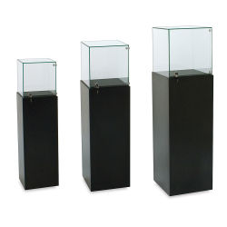 Tecno Display Gallery Pedestals
