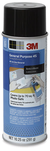 45 General Purpose Spray Adhesive