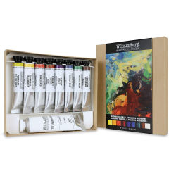 Williamsburg Handmade Oil Paints - Modern Colors Set