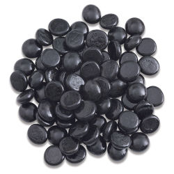 Glass Gems - Black, 12 oz