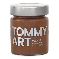 Tommy Art Mineral Paint - Walnut, 140 ml