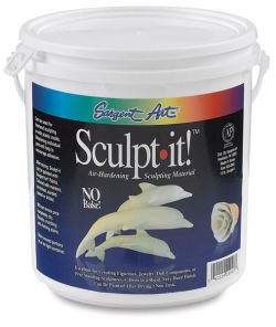 Sculpt-It Air-Hardening Clay