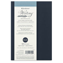 Strathmore Softcover 500 Series Writing Journal - 8'' x 5-1/2'', Blank
