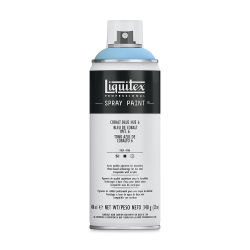 Liquitex Professional Spray Paint - Cobalt Blue Hue 6, 400 ml can