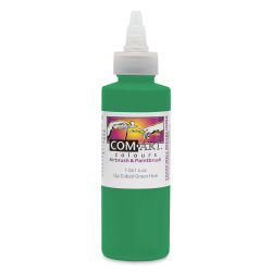 Iwata Com-Art Airbrush Color - 4 oz, Opaque Cobalt Green Hue