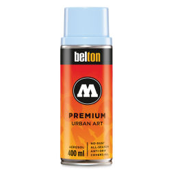 Molotow Belton Spray Paint - 400 ml Can, Azure Blue