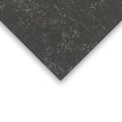 Crescent Decorative Faux Marble Matboard - 32'' x 40'', Black