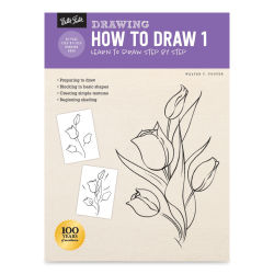 Drawing: How to Draw 1, Book Cover