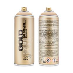 Montana Gold Acrylic Professional Spray Paint - Cappuccino, 400 ml can