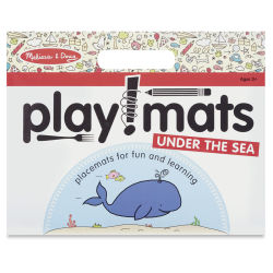 Melissa & Doug Playmat - Under the Sea