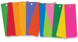 Assorted Colors, Pack of 100
