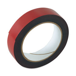 Olympic Bonding Black Acrylic Foam Tape - 1'' x 10 ft