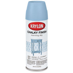 Krylon Chalky Finish Spray Paint - Morning Sky