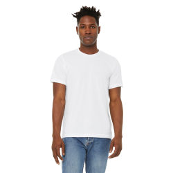 Bella Canvas Unisex T-shirts - White