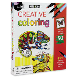 SpiceBox Creative Coloring Kit