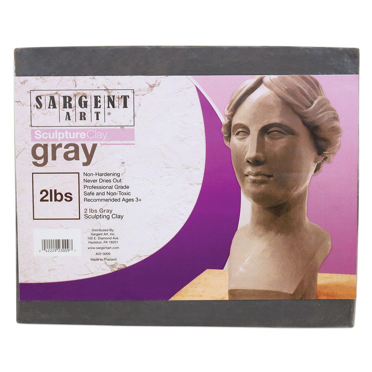 Sargent Art Professional Sculpture Clay