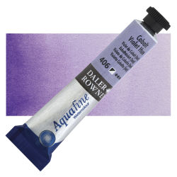 Daler-Rowney Aquafine Watercolors and Sets - Cobalt Violet Hue, 8 ml, Tube