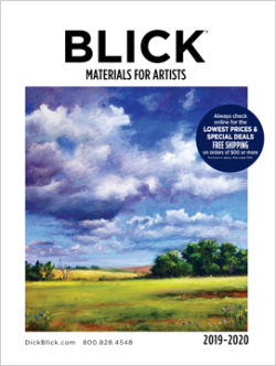 Materials for Artists Catalog