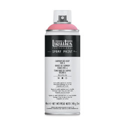 Liquitex Professional Spray Paint - Cadmium Red Deep Hue 6, 400 ml can