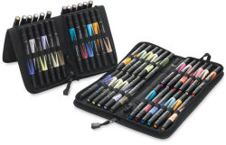 Prismacolor Premier Double Ended Marker Set of 48 Assorted Colors Inside of package