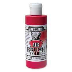 Jacquard Airbrush Paint - 4 oz, Iridescent Red